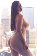 Artistic Nude Figure Study Photo by Model Lillias Right