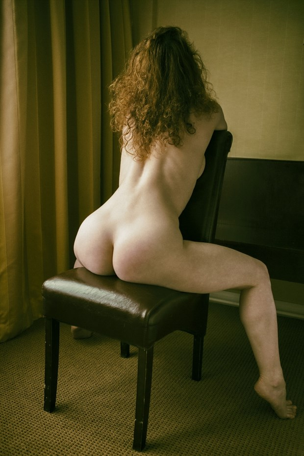 Artistic Nude Figure Study Photo by Model Lorelai