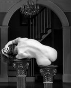 Artistic Nude Figure Study Photo by Model Lorelai