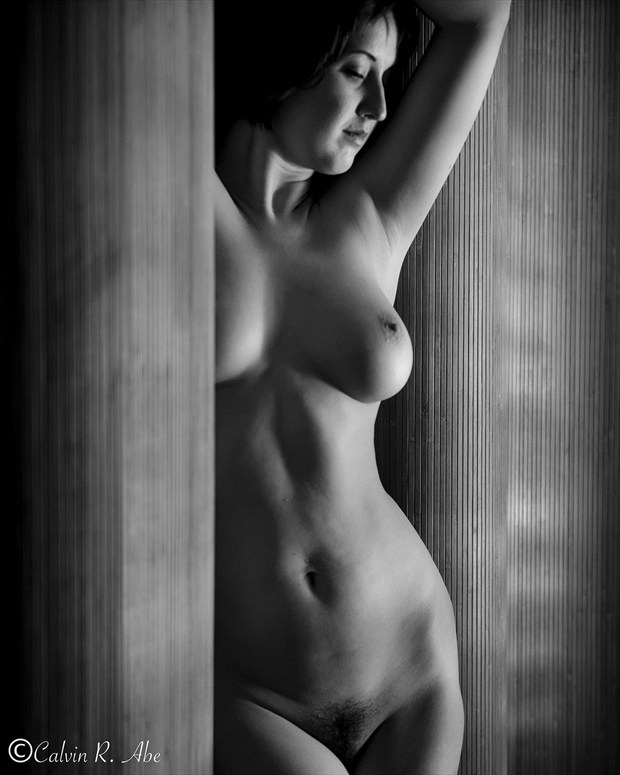 Artistic Nude Figure Study Photo by Model Nymph