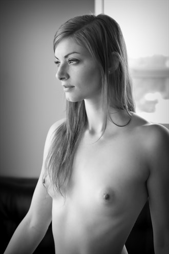 Artistic Nude Figure Study Photo by Model Rachel
