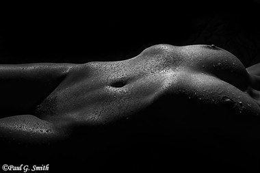 Artistic Nude Figure Study Photo by Model Sekaa