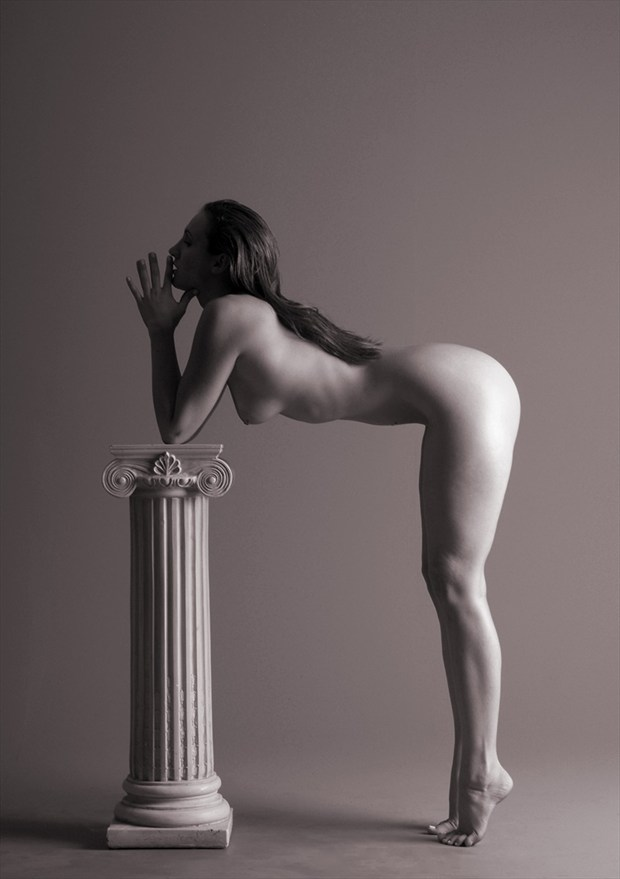 Artistic Nude Figure Study Photo by Model kat