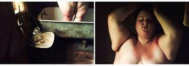 Artistic Nude Figure Study Photo by Model laurenashley