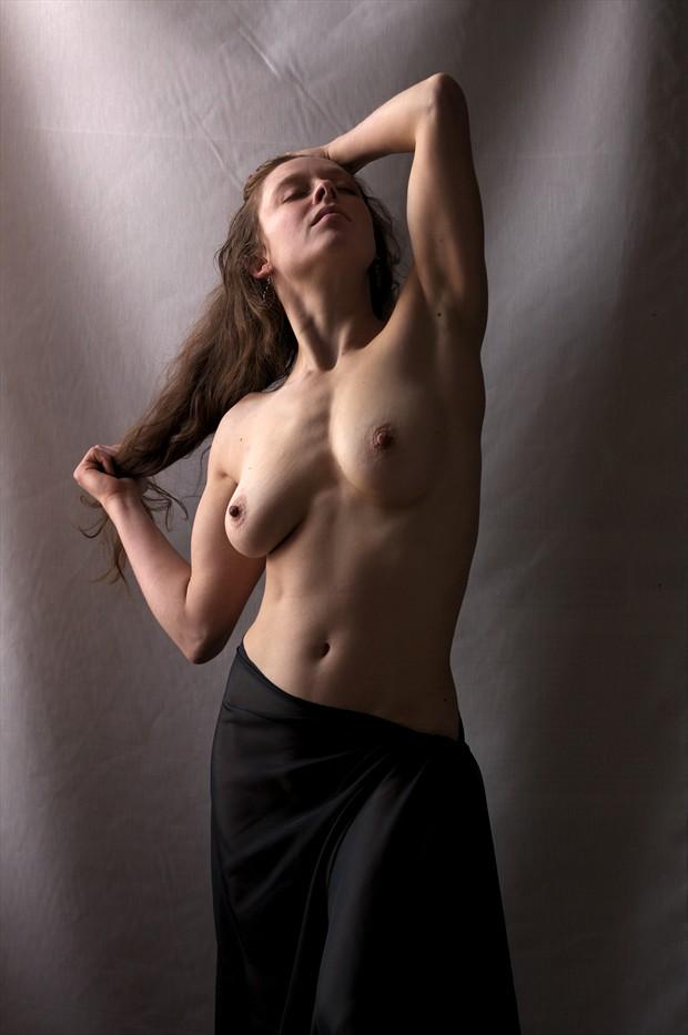 Artistic Nude Figure Study Photo by Photographer Adero
