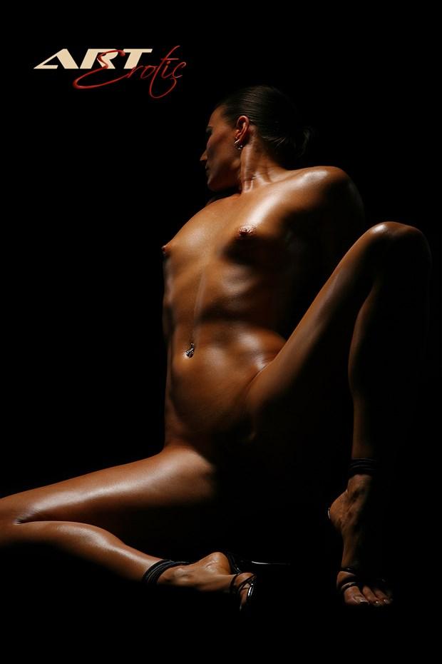 Artistic Nude Figure Study Photo by Photographer ArtErotic
