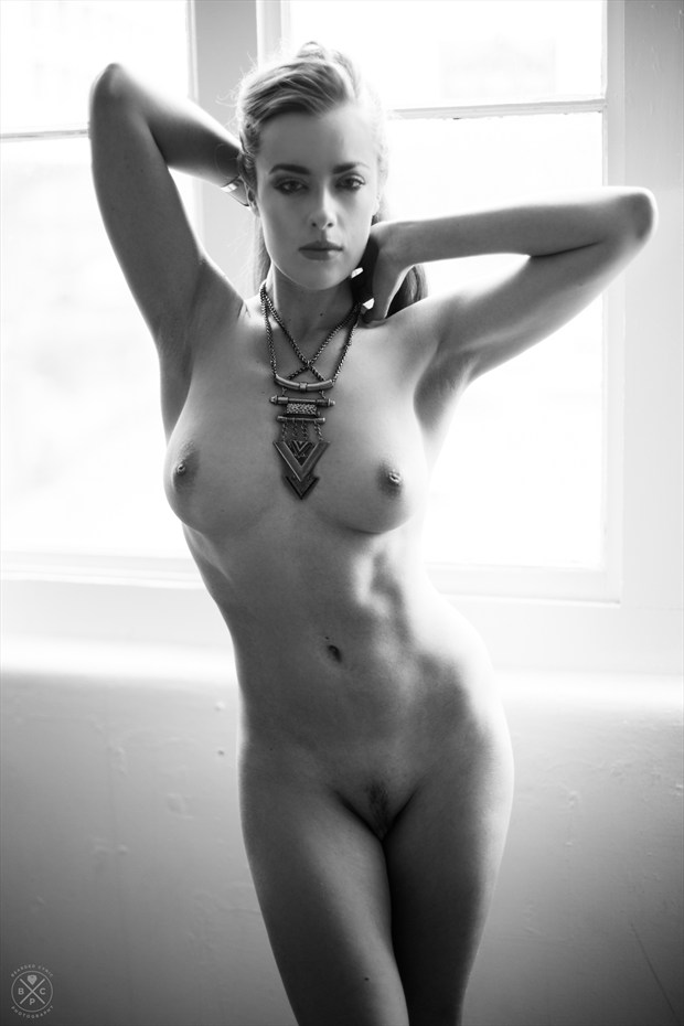 Artistic Nude Figure Study Photo by Photographer BeardedCynicPhotography