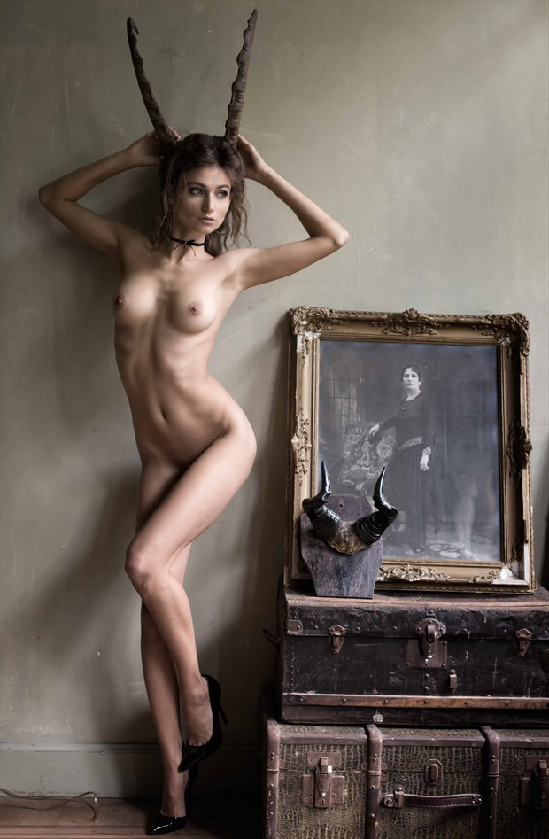 Artistic Nude Figure Study Photo by Photographer BenErnst