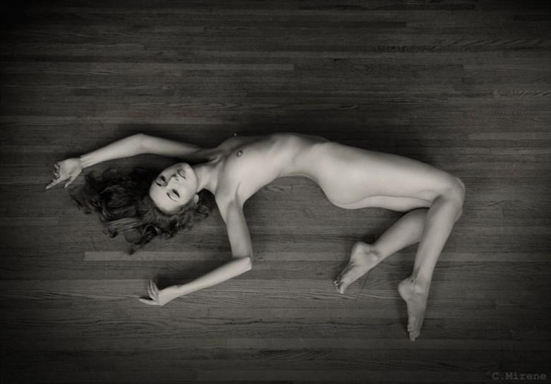 Artistic Nude Figure Study Photo by Photographer C Mirene