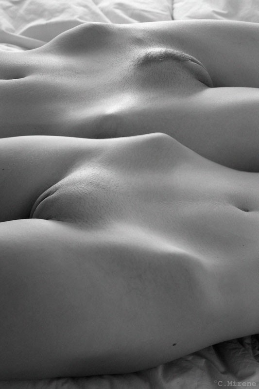 Artistic Nude Figure Study Photo by Photographer C Mirene