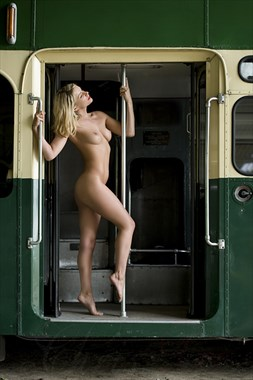 Artistic Nude Figure Study Photo by Photographer CD3