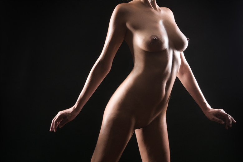 Artistic Nude Figure Study Photo by Photographer Chads Photography