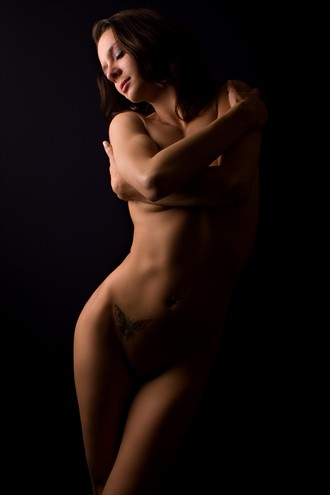 Artistic Nude Figure Study Photo by Photographer Constantine Studios