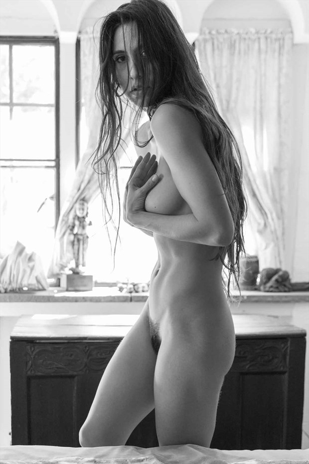 Artistic Nude Figure Study Photo by Photographer DCP