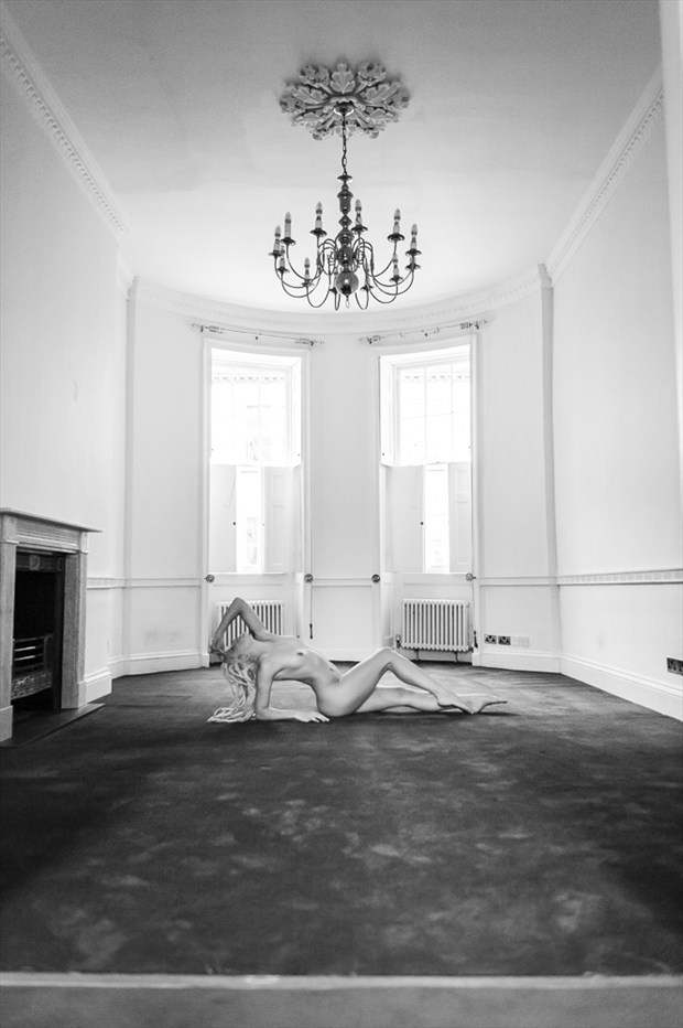 Artistic Nude Figure Study Photo by Photographer DJR Images