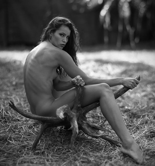 Artistic Nude Figure Study Photo by Photographer Dwayne Martin