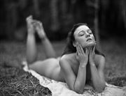 Artistic Nude Figure Study Photo by Photographer Dwayne Martin