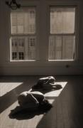 Artistic Nude Figure Study Photo by Photographer Eros Fine Art