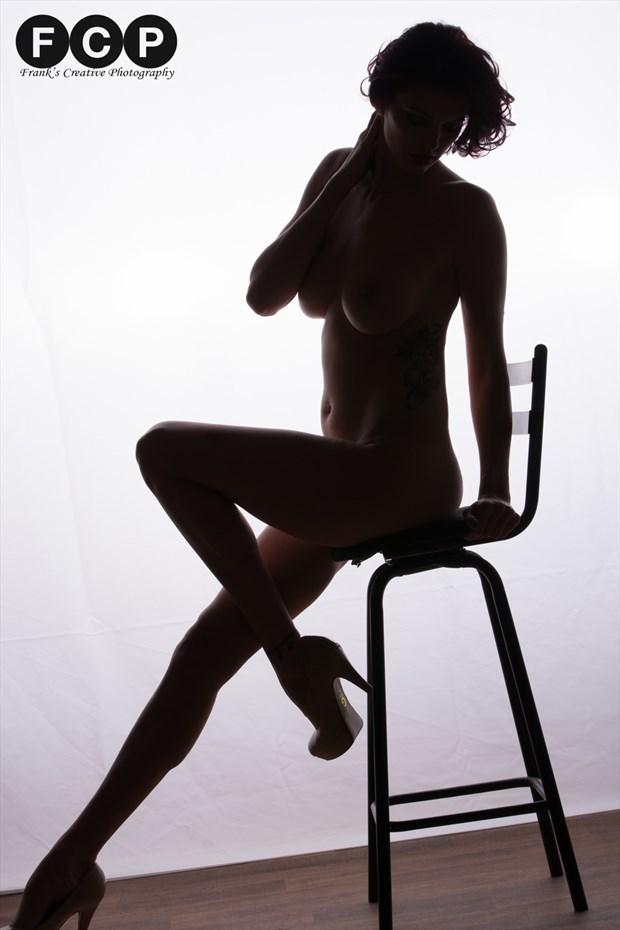 Artistic Nude Figure Study Photo by Photographer FranksCreativePhoto