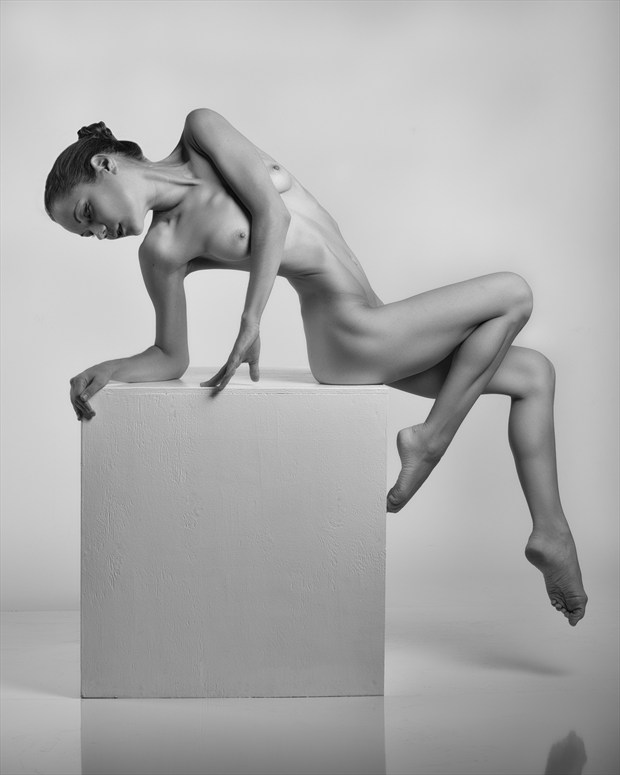 Artistic Nude Figure Study Photo by Photographer ImageThatPhotography