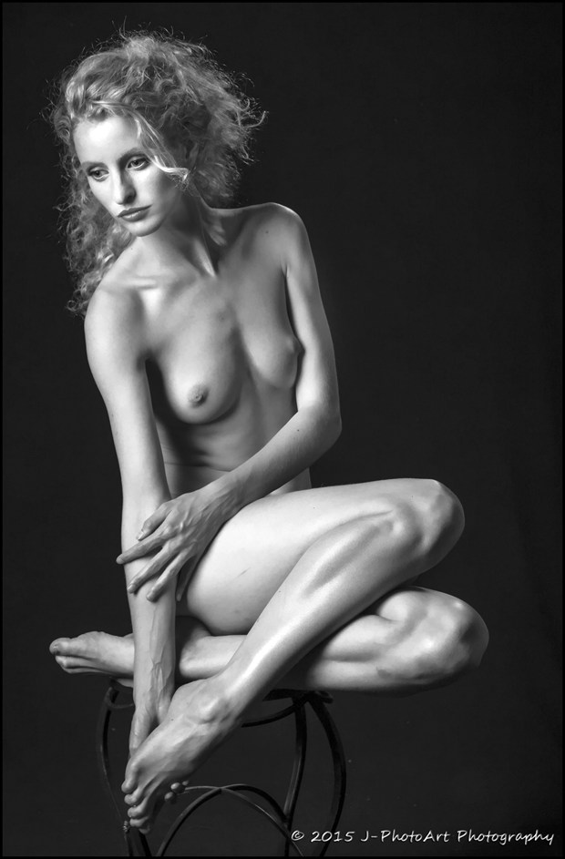 Artistic Nude Figure Study Photo by Photographer J Photoart