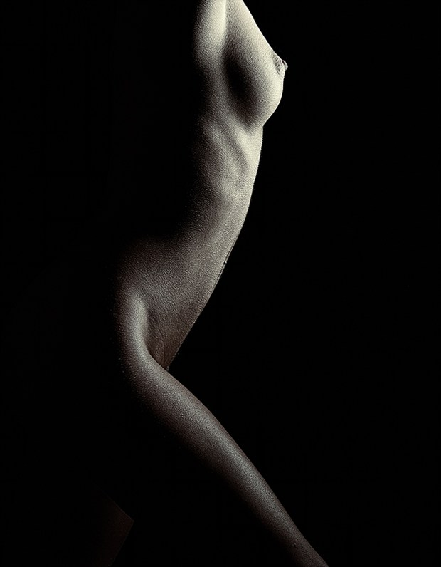Artistic Nude Figure Study Photo by Photographer JW53