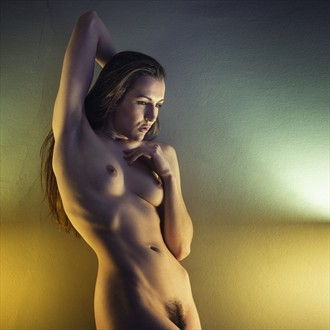 Artistic Nude Figure Study Photo by Photographer Julian Holtom