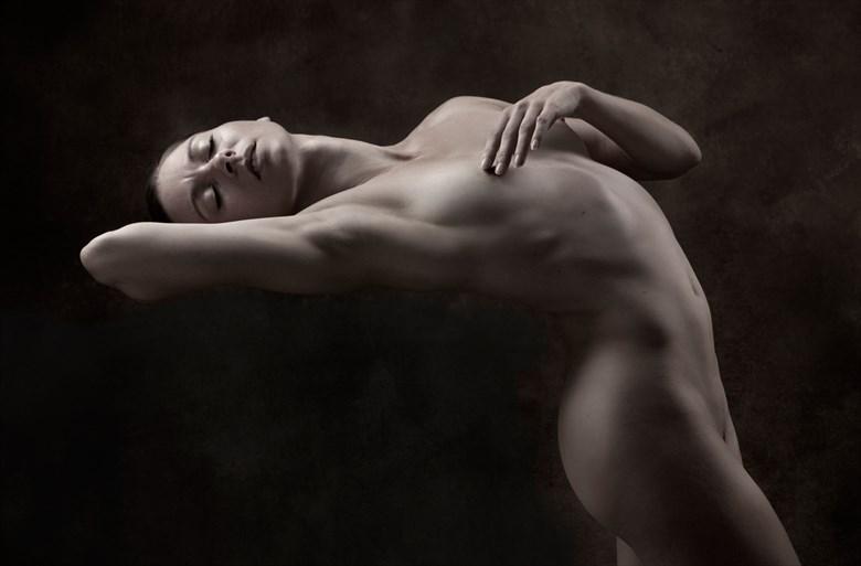 Artistic Nude Figure Study Photo by Photographer KJames Photo