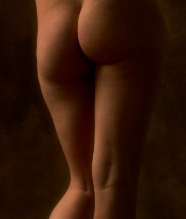 Artistic Nude Figure Study Photo by Photographer KJames Photo