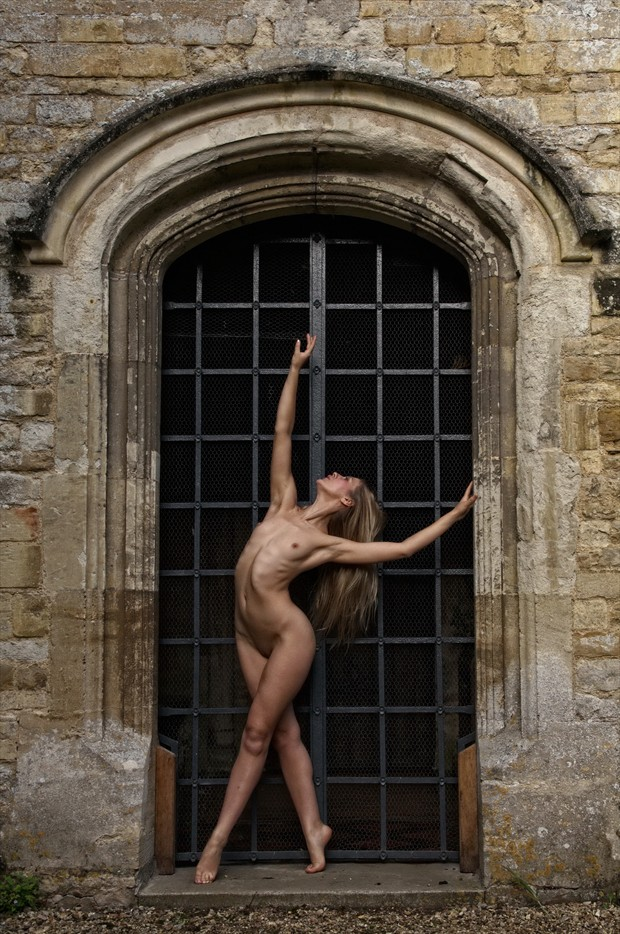 Artistic Nude Figure Study Photo by Photographer Karen Jones