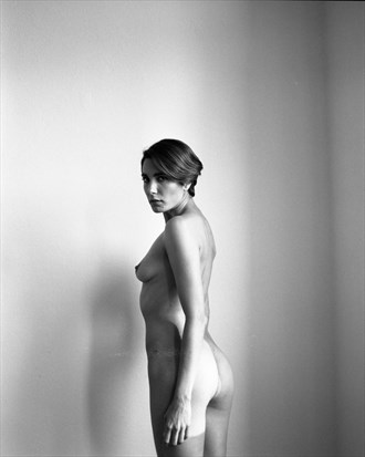 Artistic Nude Figure Study Photo by Photographer Kyotocat Photography