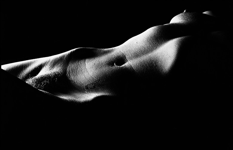 Artistic Nude Figure Study Photo by Photographer Lottg