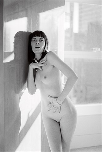 Artistic Nude Figure Study Photo by Photographer Mike Stacey