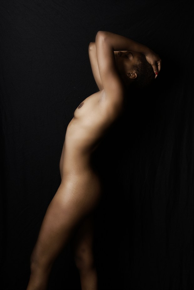 Artistic Nude Figure Study Photo by Photographer Mshairi