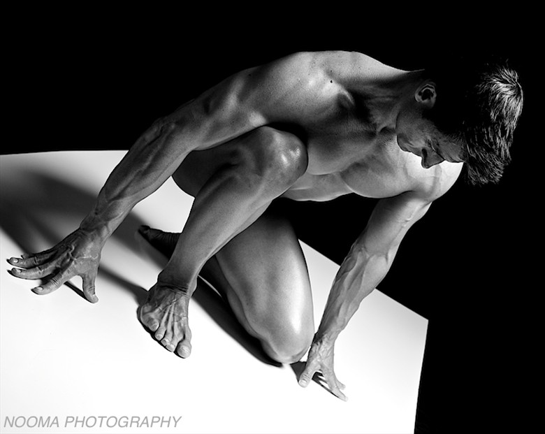 Artistic Nude Figure Study Photo by Photographer Nooma Photography