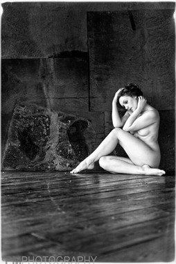 Artistic Nude Figure Study Photo by Photographer PMPhotography