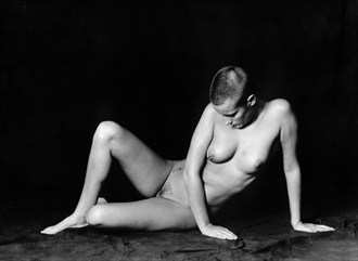 Artistic Nude Figure Study Photo by Photographer Phil
