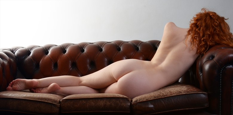 Artistic Nude Figure Study Photo by Photographer RFimages