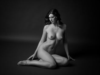 Artistic Nude Figure Study Photo by Photographer Ralph Anderson