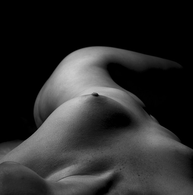 Artistic Nude Figure Study Photo by Photographer Samuel E Burns