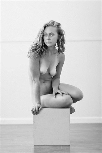 Artistic Nude Figure Study Photo by Photographer TamN