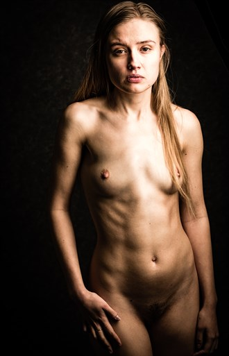 Artistic Nude Figure Study Photo by Photographer Xander