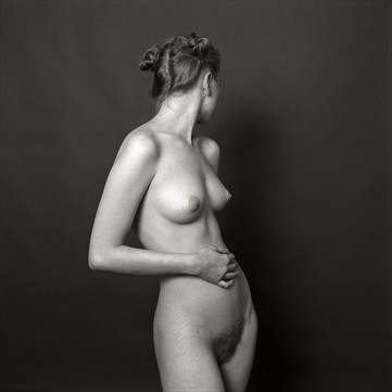 Artistic Nude Figure Study Photo by Photographer Zaph Beeblebrox