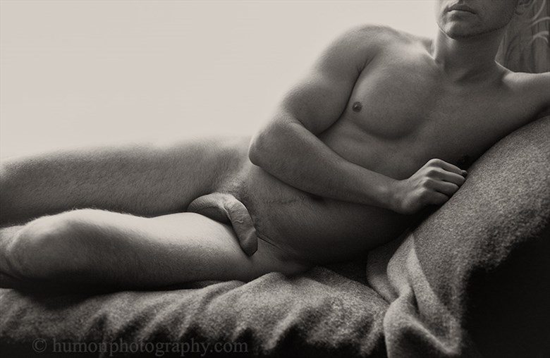 Artistic Nude Figure Study Photo by Photographer humon photography