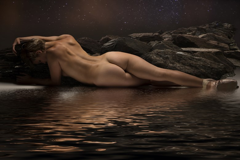 Artistic Nude Figure Study Photo by Photographer milchuk