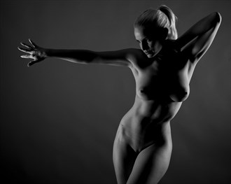 Artistic Nude Figure Study Photo by Photographer mphunt