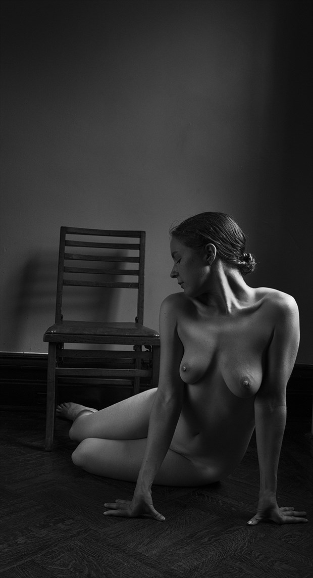 Artistic Nude Figure Study Photo by Photographer paulwardphoto