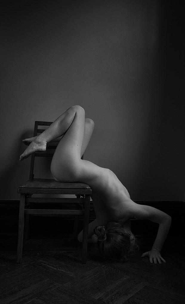 Artistic Nude Figure Study Photo by Photographer paulwardphoto