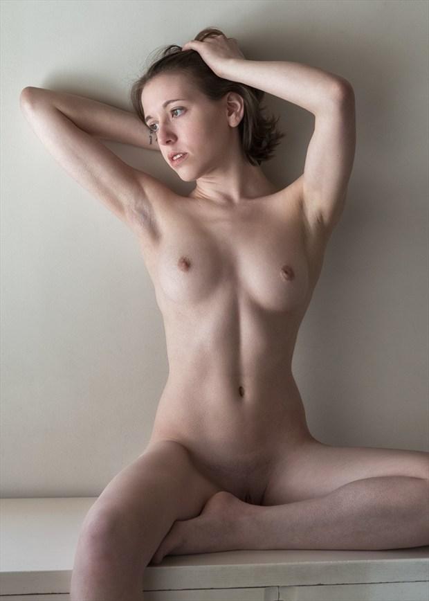 Artistic Nude Figure Study Photo by Photographer rick jolson