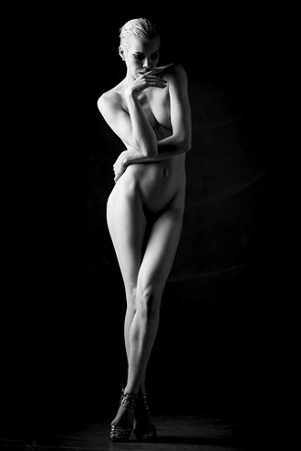 Artistic Nude Figure Study Photo by Photographer terrymemoryphoto
